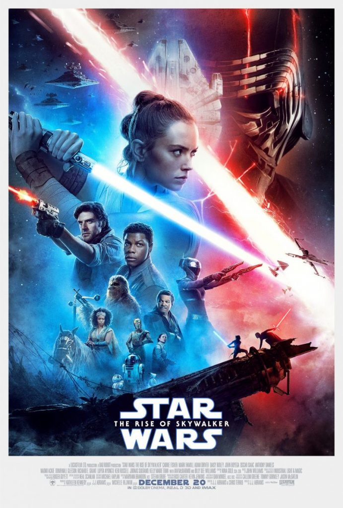Star Wars IX: The Rise Of Skywalker (3D)