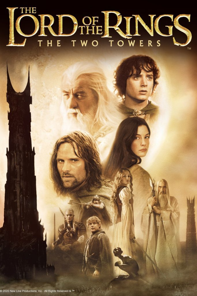 Lord Of The Rings The Two Towers (Extended)