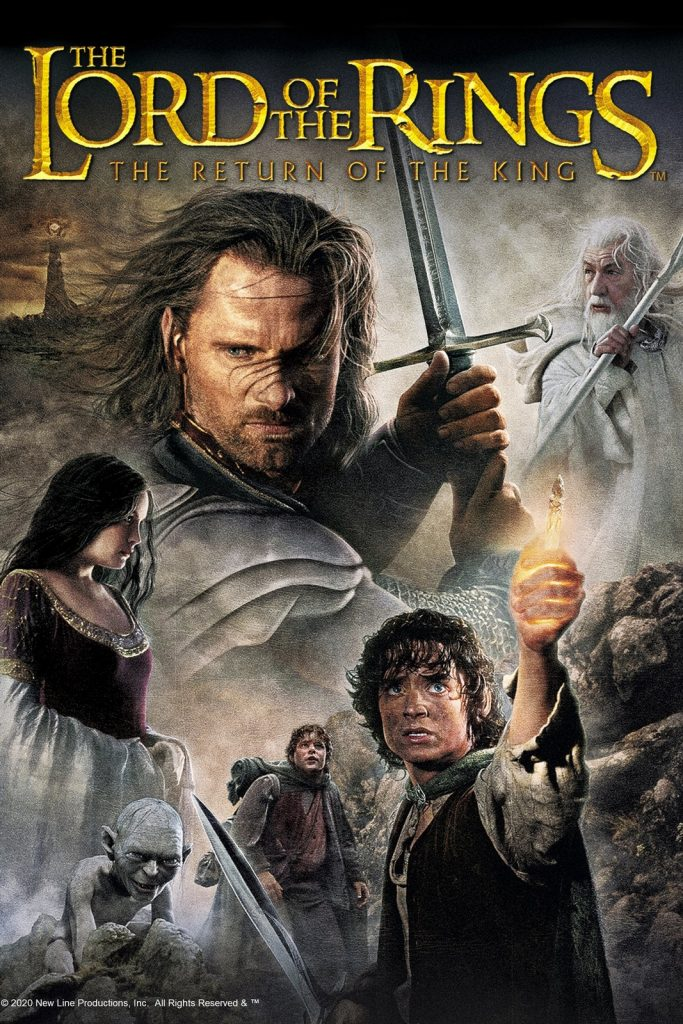 Lord Of The Rings The Return of the King (Extended)