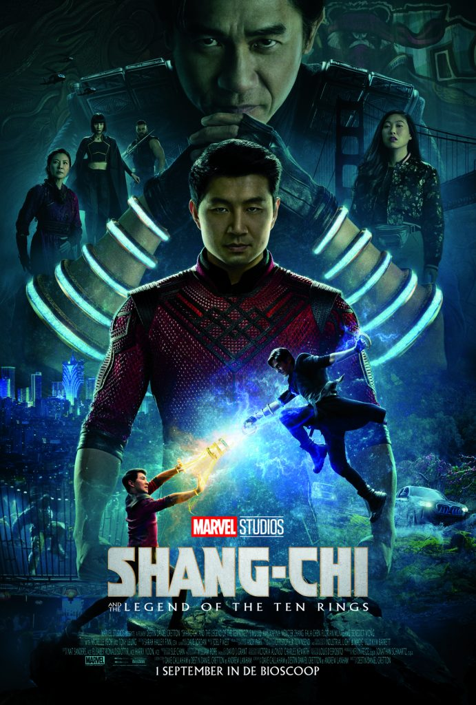 Shang-Chi and the Legend of the Ten Rings – 3D