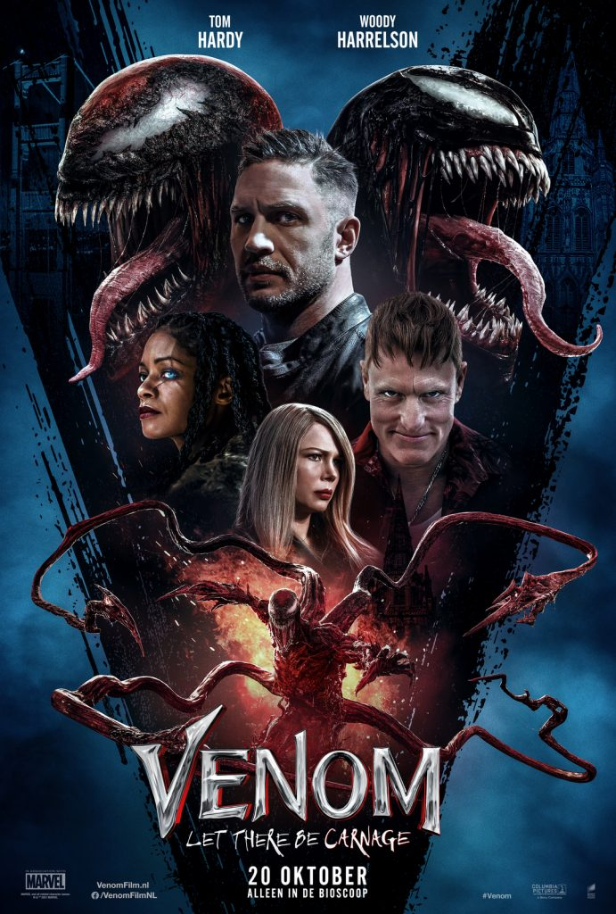 Venom: Let There Be Carnage (2D)